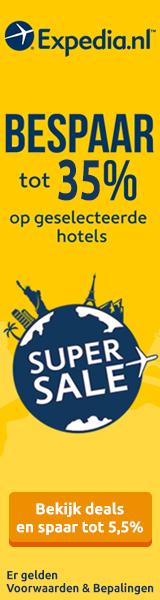 Expedia Supersale - Wereldwijde kortingen op hotels