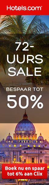 hotels.com 72 uurs sale