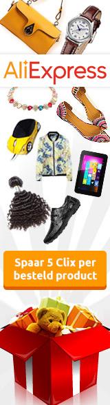 AliExpress voordelig online shoppen