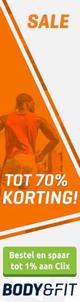 Body & Fit Shop sale tot 70% korting
