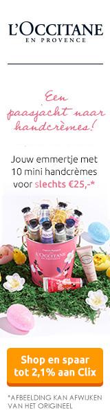 L'OCCITANE paasemmertje 10 voor € 25