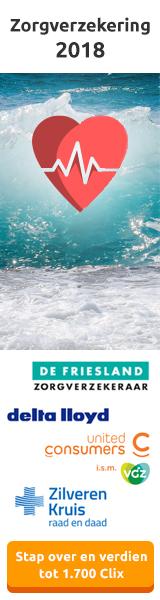 Zorgverzekering 2018 stap nu over en verdien tot 1.700 Clix!